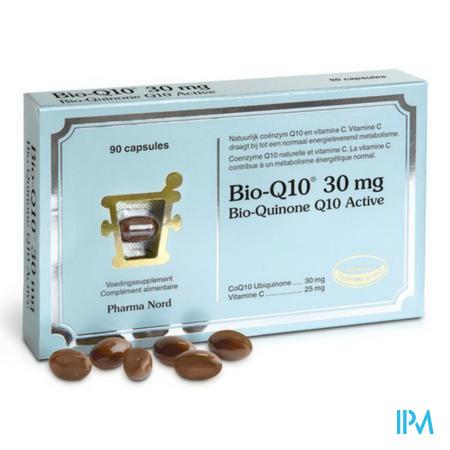 Bio-q10 30 mg 90 Capsule