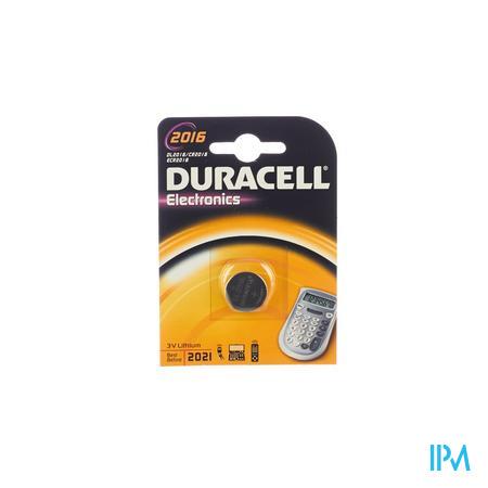 Duracell Batterij Glucomen dl2016 10147 1 stuk