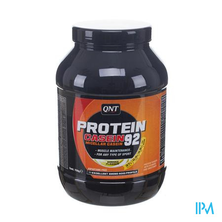 Perfect Protein 92+ Banaan Pdr 750g