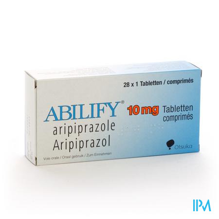 Abilify 10mg Comp 28 X 10mg