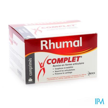 Rhumal Complet 180 comprimés