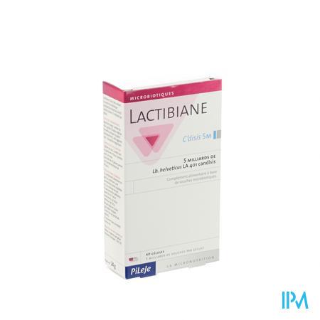 Lactibiane Candisis 5M 40 capsules