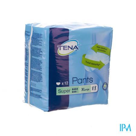 Tena Pants Super XL Confort 793712 12 pièces