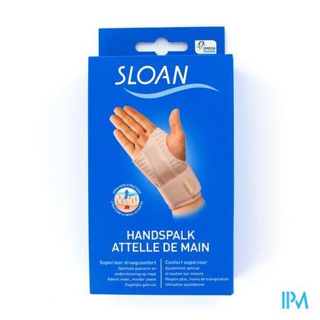 Sloan Handspalk Huid Rechts M 1 stuk
