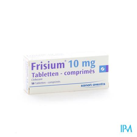 Frisium Comp. 50 X 10mg