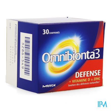 Omnibionta-3 Defense Pot Comp 30