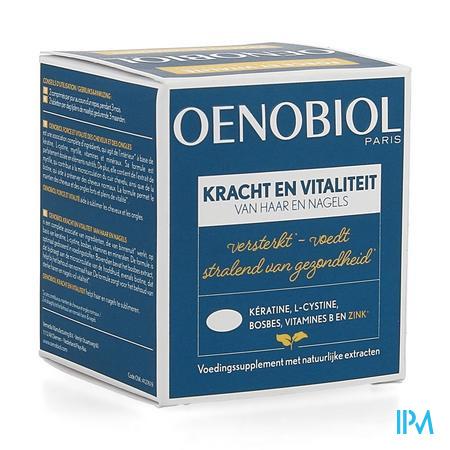 Oenobiol Kracht & Vitaliteit Caps 60