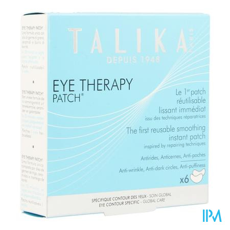 Talika Eye Patch Therapy Navulling 6 paar