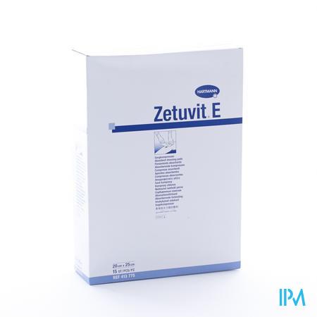 Zetuvit 20cm x 25cm 15 pièces