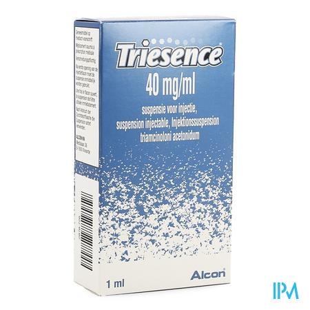 Triesence 40mg/ml Susp Inj 1 X 1ml