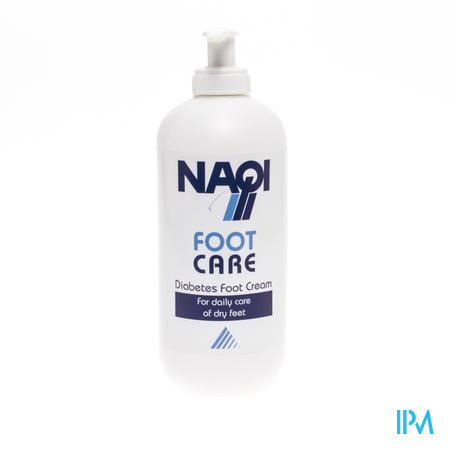 Naqi Foot Care Diabetes Pousse Mousse 500 ml