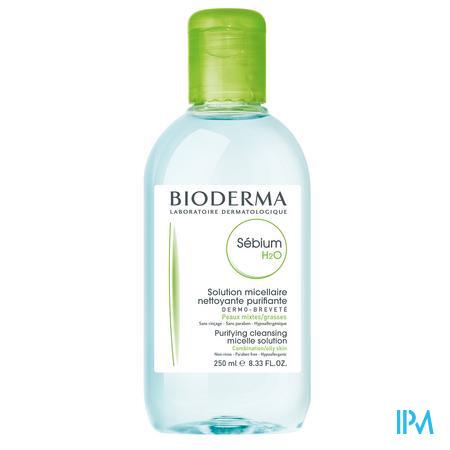 Bioderma Sebium H2o Micellaire Opl Vh 250ml