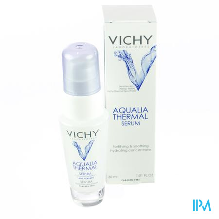 VICHY AQUALIA THERMAL SERUM TUBE 30ML