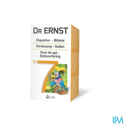 Ernst Dr Filters N 7 Thee Lever En Gal  -  Tilman