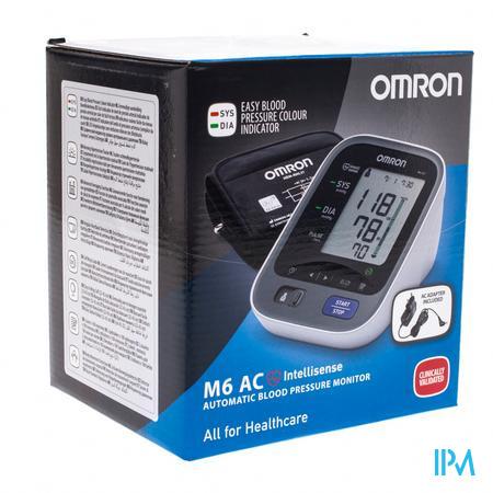 Omron Bloeddrukmeter M6-AC HEM 7322E