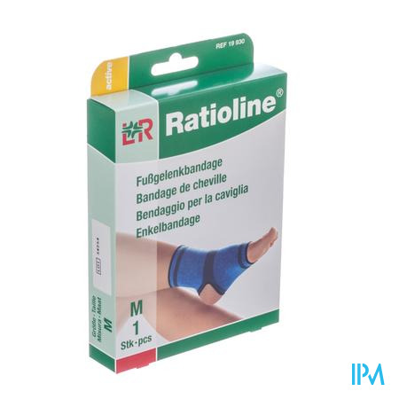 Ratioline Active Enkel M 1 stuk