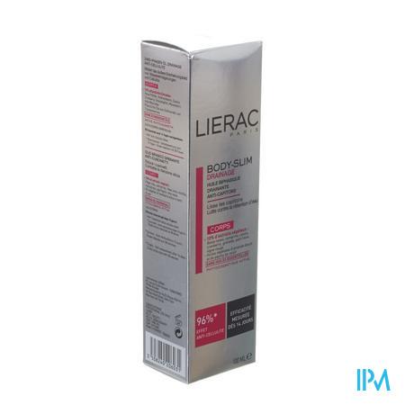 Lierac Body Slim Drainage Olie 100 ml