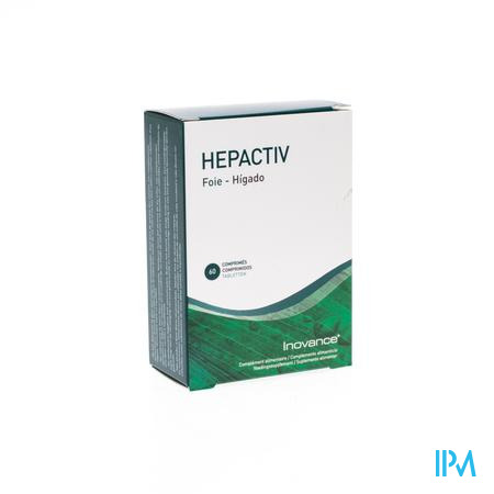 Inovance Hepactiv 60 tabletten