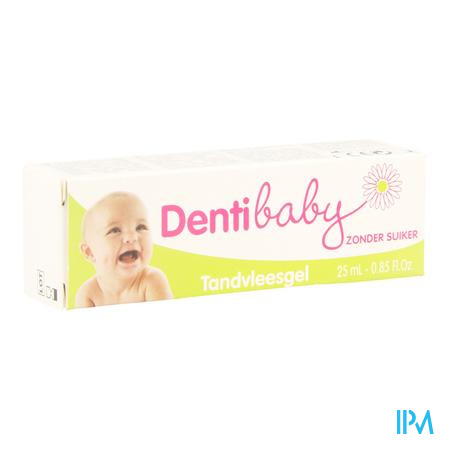 Dentibaby Balsem Tandvlees 25ml