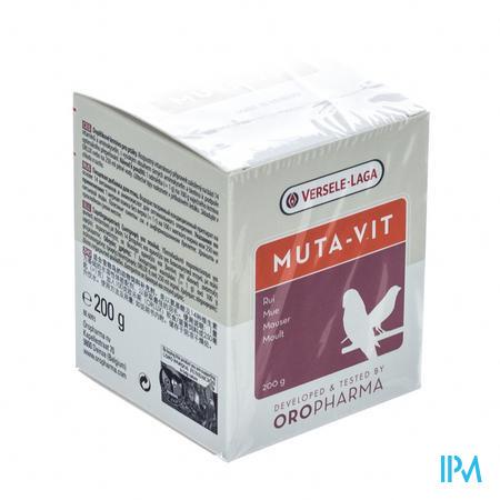 Muta-Vit 200 g poeder
