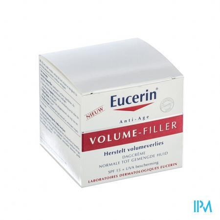 Eucerin Volume Fill Dag Normale Gemengde Huid 69700 Licht 50 ml