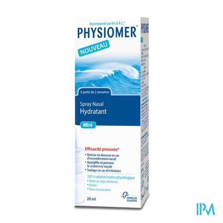 Physiomer Mini 20 ml solution