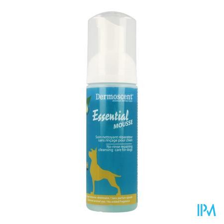 Dermoscent Mousse Hond Veter 150 ml