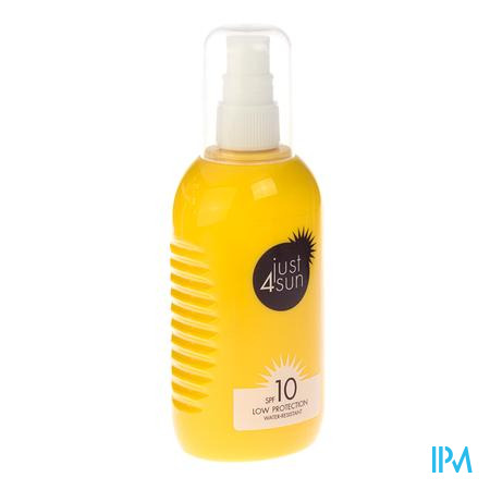 Just4Sun SPF10 Sunspray 200 ml