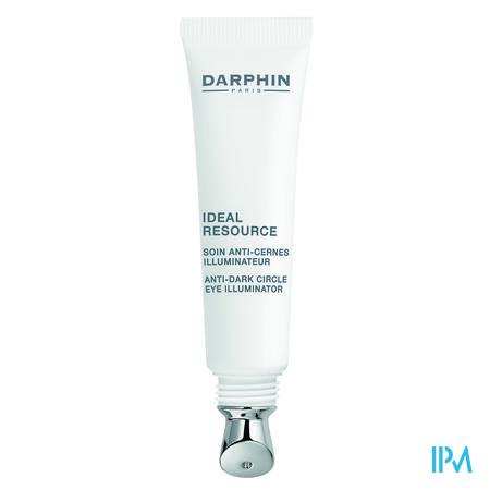 Afbeelding Darphin Ideal Resource Oplichtende Oogverzorging Tegen Donkere Kringen Licht Getinte Crème 15 ml.