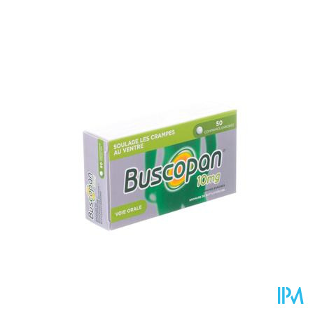 Buscopan Dragee 50 X 10 mg