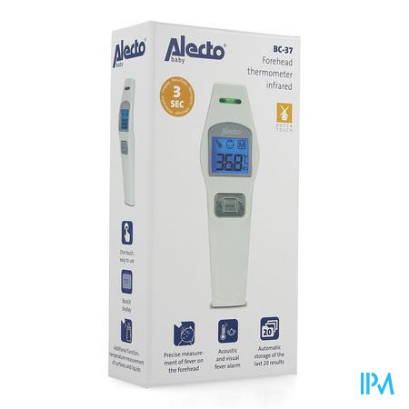 Alecto Infrarood Thermometer