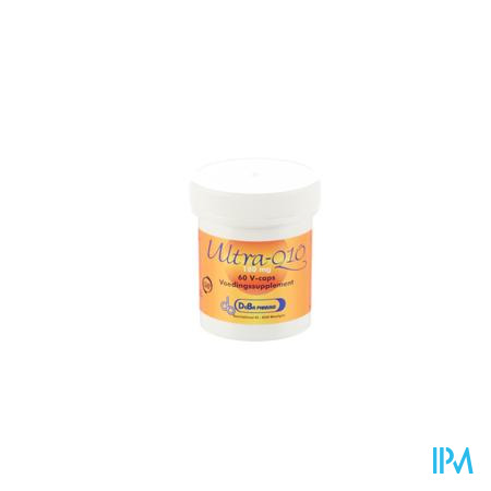 Deba Ultra Q10 180mg 60 capsules