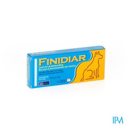 Ecuphar Finidiar Darmstabilisator Hond 10 tabletten