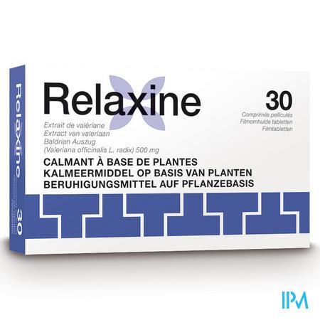 RELAXINE 500MG COMP PELL  30                       (médicament)