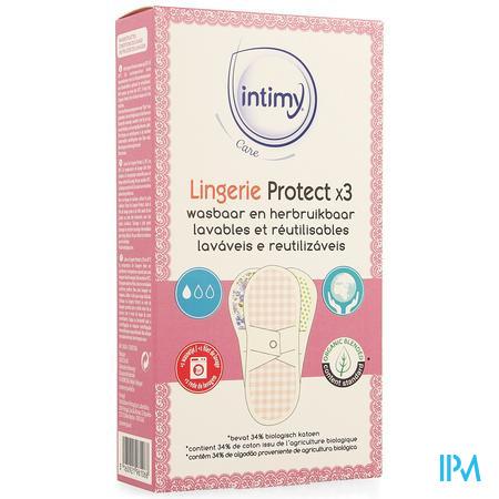 Intimy Lingerie Protect Katoen Bio 3
