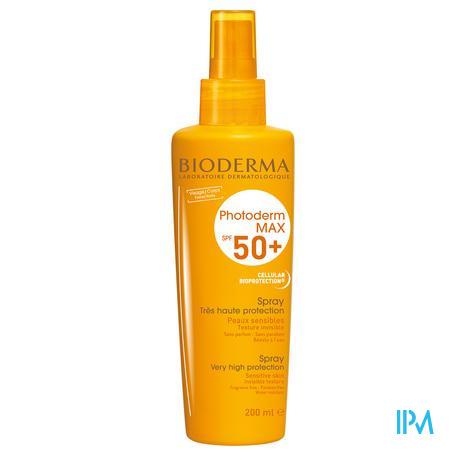 Afbeelding Bioderma Photoderm Max Spray IP50+ 200ml.