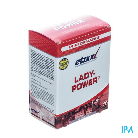 Farmawebshop - ETIXX LADY POWER 60V-CAPS 60