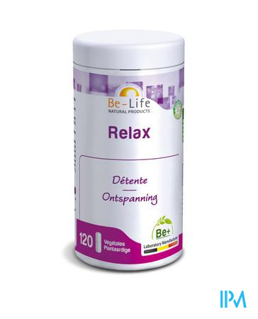 Be-Life Relax 120 capsules
