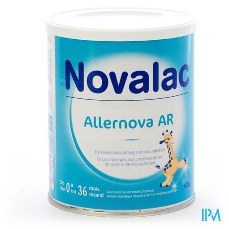 Novalac Allernova AR 0-36M 400 g