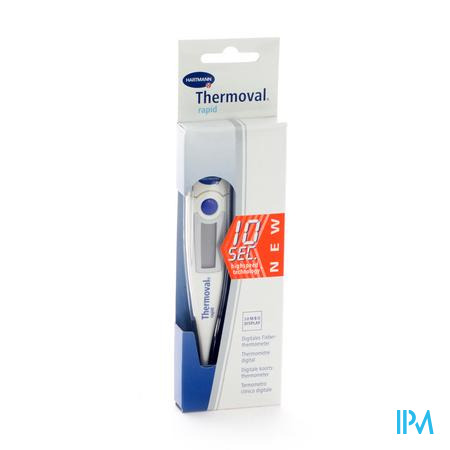 Farmawebshop - THERMOVAL RAPID 10SEC-FTH THERMOMETER 9250331