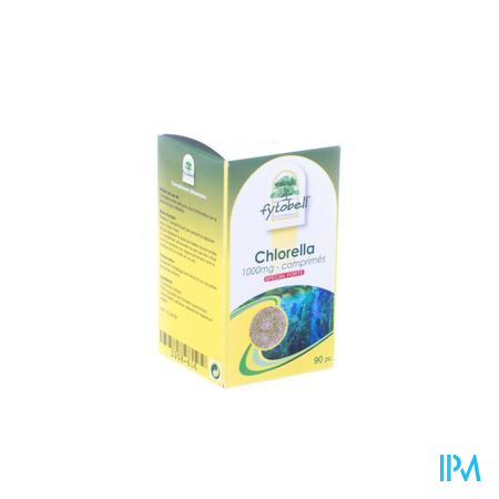 Fytobell Chlorella 1000mg 90 tabletten