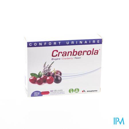 Cranberola Cyscontrol 60 capsules