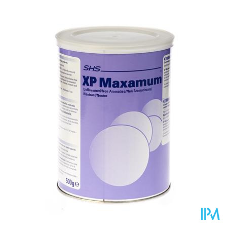 Xp-maxamum Pdr Unflav. 500g