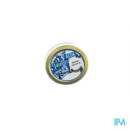 Afbeelding Valda Verzachtende Pastilles die de Adem Verfrissen 50 g.