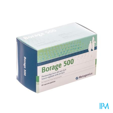 Borage 500 90 tabletten