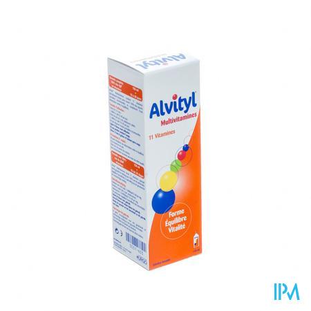 Alvityl Multivitamine 150 ml sirop