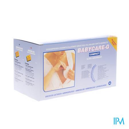 Farmawebshop - BABYCARE-G ZOOGKOMPRESSEN 48
