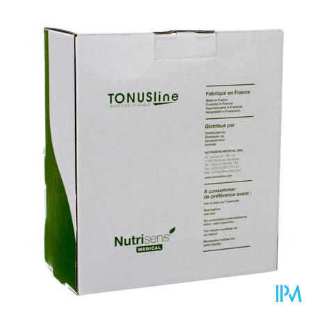 Tonus Line Gelwater Appel 12x 125 ml