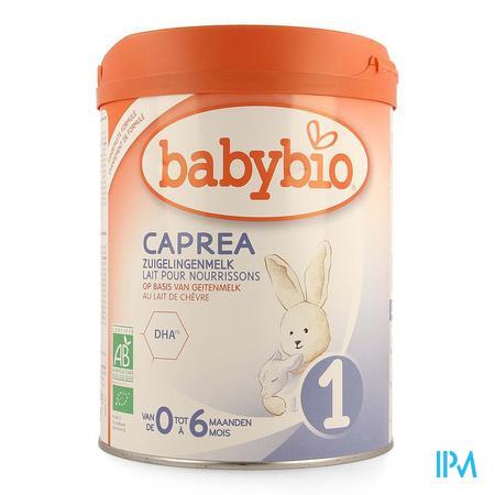 Babybio Caprea 1 Geitenmelk 800g