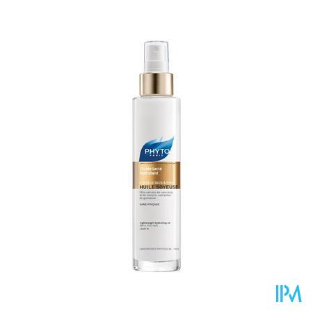 Phyto Huile Soyeuse Cheveux Secs et Fins 100 ml spray